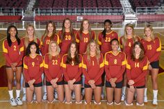 USC Women's Volleyball