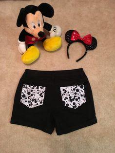 Top 10 Disney Shorts For Disney Fashionistas!