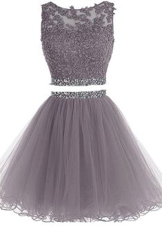 Two Pieces Beaded Tulle Party Prom Dresses 2018 new style custom made fashion evening gowns Custom Evening Dress, 2019 Prom Dresses, Prom Dresses Two Piece, Prom Dress Prom Dresses 2019 Prom Girl Dresses, Prom Dresses 2018, Prom Party Dresses, Dresses For Teens, Women's Dresses, Pretty Dresses, Evening Dresses, Fashion Dresses, Quinceanera Dresses