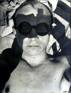 Umbo. Selfportrait, 1930