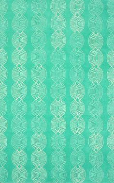 Green wool rug for boys room 5x8 on sale for $99