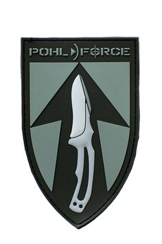 Pohl Force: 3D Rubber Patch Lima