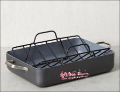 Non-stick Roasting Pan, contact: zjtimpang@gmail.com