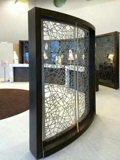 Grace & Webb's interior laser cut screens and panels. - Grace & Webb…