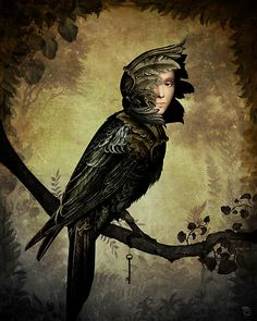 The Secret • by Christian Schloe