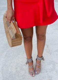 b68b669425a Casual Summer Outfit Rose Gold Adidas Cloudfoam Advantage Rag   Bone  Justine High-Rise Distressed Denim Shorts