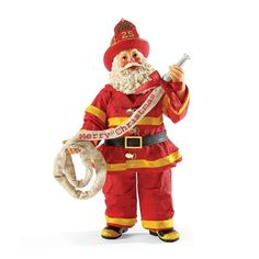 Department 56 Possible Dreams Santas Holiday Routine Figurine, 13.75-Inch * More info could be found at the image url. (This is an affiliate link) #CollectibleFigurines