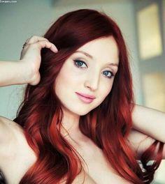 tóc nhuộm màu đỏ rượu vang - Tìm với Google