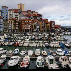 Vizcaya province in Spain