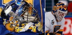 Up Close with Ryan Miller's New Mask - Blue Note Insider Blog