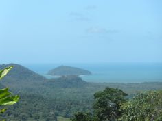 Lookout from the Daintree, Australia