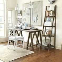 Sawhorse Desk | Ballard Designs