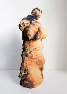 The 'Venus of Google' Sculpture Proves Artistic Value of 3D Printers