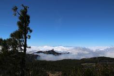 El mar de nubes en Gran Canaria by El Coleccionista de Instantes . on 500px