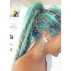 15 Fun Ways to Dye Your Hair for Summer • Page 5 of 6 • BoredBug