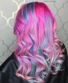 Londonderry, NH Haircolorist @hair_princess_steph Instagram profile - Pikore