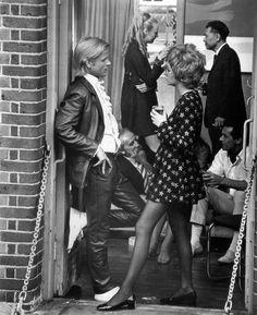 Sixties   Genevieve Waite (right) in Joanna, 1968