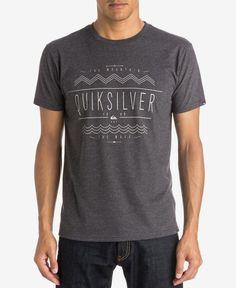 Quiksilver Men's Waves Graphic T-Shirt