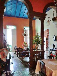 Casa Jose y Fatima, Trinidad, Cuba http://www.cuba-junky.com/sancti-spiritus/casa_jose_fatima.html