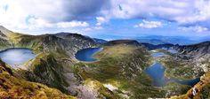 The 7 Rila #Lakes - unique & beautiful place in Western #Bulgaria.