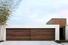 Moderne garasjeport design — Innvendig og utvendig dører Design | HomeOfficeDekorasjon