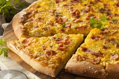 Recipe: Breakfast Pizza