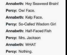 He proposed like that! Hahaha, classic Percy. Watch Annabeth say yes...... (Do it already! We fandom it but, it doesn't happen. Rick, MAKE IT HAPPEN!