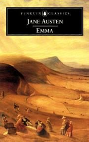Cover of: Emma (Penguin Classics) by Jane Austen
