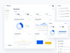 Every day most digital designers look for inspiration on sources like Dribbble or Behance for mobile and webdesign UI/UX works. Design Web, Web Design Agency, Make Design, Graphic Design, Logo Design, Dashboard Design, Web Dashboard, Top Website Designs, Website Design Company