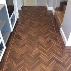 Our work - Russdales Amtico Flooring, Hardwood Floors, Staircase Design, Tile Floor, Stairs, Projects, Wood Floor Tiles, Log Projects, Wood Flooring