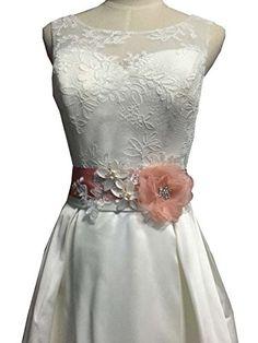 Lemandy Handmade Organza Applique Sash Belts for Bridal W... https://www.amazon.co.uk/dp/B01JZ697O4/ref=cm_sw_r_pi_dp_x_88F.xbZ2889BR