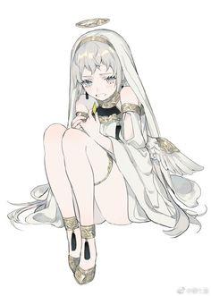 我的首页 微博-随时随地发现新鲜事: Art Manga, Anime Art Girl, Manga Girl, Anime Girls, Character Drawing, Character Concept, Concept Art, Persona Anime, Chibi