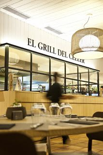 Restaurant El Grill del Celler,Peralada