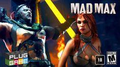 MAD MAX  - Corrida da Morte - 4 Caveiras  - (Mad Max Gameplay - PS4 Game)