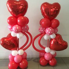 Fabulous Creations for Valentines Day or just for the one you love! Jumbo Red Hearts