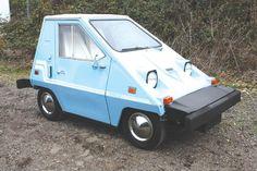 1980 Commuta Car Electric Vehicle.