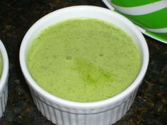 Make and share this Aji Verde (Peruvian Green Chili Sauce) recipe from Food.com.