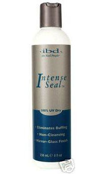 IBD UV Intense Seal 8 oz NEW! 16 times size of 1/2 oz! ** Click image to review more details.