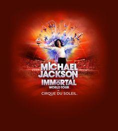 Michael Jackson Immortal Tour in Sydney!