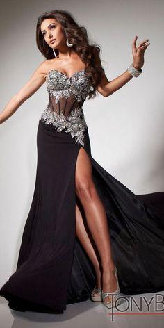 Tony Bowls Paris Sexy Dress (113737)
