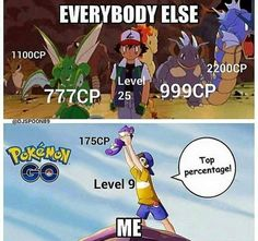 Double tap to show some Pokemon Go love! Tag a friend who is a Pokemon Go fan!