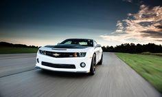 white chevy camaro | 2013 Chevrolet Camaro 1LE White, Front View | GNA Zone