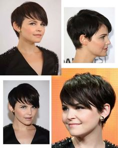 Do NOT want this result - Hairstyle Pixie Haircut For Round Faces, Pixie Haircut For Thick Hair, Oval Face Haircuts, Pixie Cut For Round Face, Short Hair For Round Face Plus Size, Hair Color And Cut, Haircut And Color, Pixie Hairstyles, Pretty Hairstyles