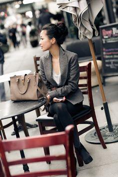 San Francisco Summer :: Soft blazer