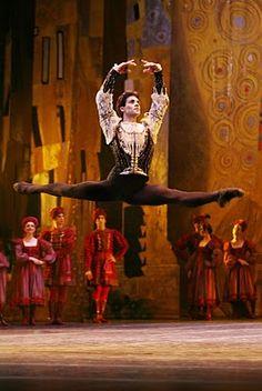 Willowbrook Park: Ballet... Rudolph Nureyev and Roberto Bolle...