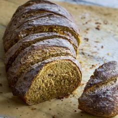 Kumara bread