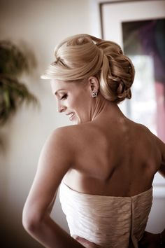 Bridal Updo  |  Photography by: Jay Lawrence Goldman