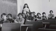 A former residential school student is entitled to compensation for abuse at the hands of a nun, the Supreme Court of Canada says in a decision that helps clarify the scope of appeals in such cases. Aboriginal Education, Indigenous Education, Aboriginal People, Indian Residential Schools, Residential Schools Canada, Canadian History, Native Canadian, We Are The World, Education System
