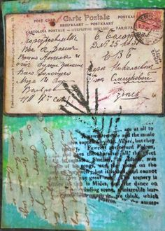 ATCs by kat gottke 14th 2  2015