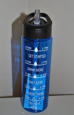 Water intake tracker, Water schedule bottle, Motivational water bottle, Water bottle with time, Fitness water bottle, water intake bottle